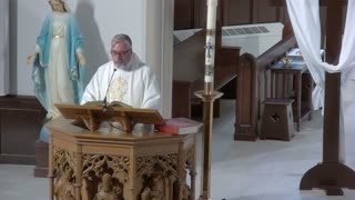 Fourth Sunday of Easter Mass - Homily
