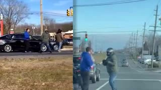 Fight on Route 37 in Toms River