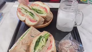 Really Delicious Sandwich Video