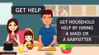 Watch this video for tips to get sleep after pregnancy..