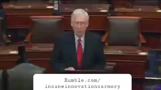 Mitch McConnell: No No Joe