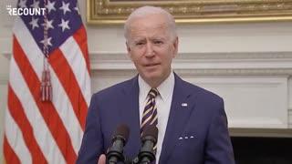 Weak Biden already gives up to the China Virus