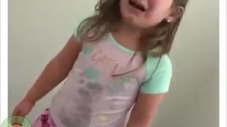 Daddy called her a democrat!