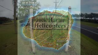 Kauai Helicopter Tour July 2016