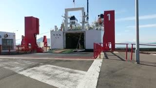 Ferry in Hakodate