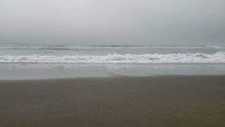 One minute of soothing ocean