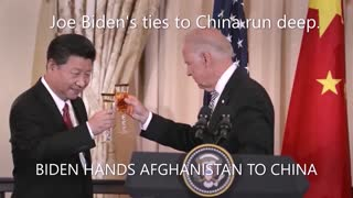 JOE BIDEN WELCOMES CHINA TO THE MIDDLE-EAST