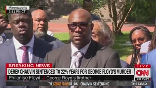 George Floyd's Brother: 'All Lives Matter'