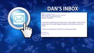 Real America - Dan's Inbox (September 2, 2021)