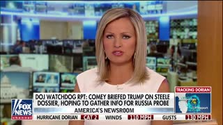 Devin Nunes says James Comey could still face charges