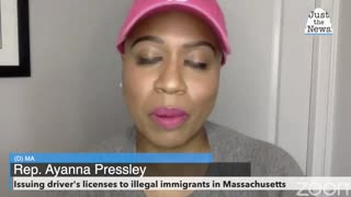 Rep. Pressley says illegal immigrants should receive driver's licenses in Massachusetts