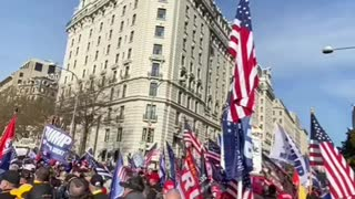 AMERICA SHOWS UP FOR MILLION MAGA MARCH