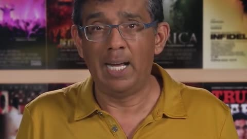 Dinesh D'Souza Responds to Leftist Harvard Mathematician Who Says In Some Cases 2+2=5