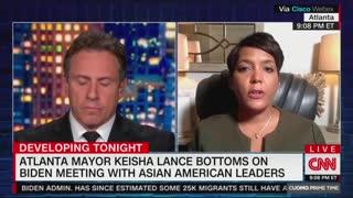 Keisha Lance Bottoms on CNN