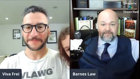 Viva & Barnes Tease The Story of Ari Teman's Case In The SDNY | The Washington Pundit