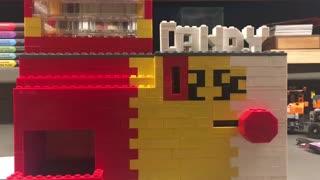 Lego Full Functioning Candy Machine
