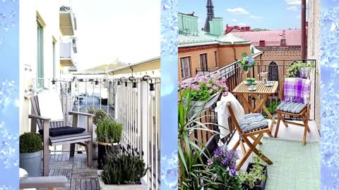 Best Interesting Ideas A Small Balcony – Balcony Design with Your Own Hands