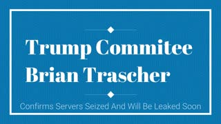 Brian Trascher from Trump Committee on Newsmax