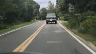 Backwards Truck is Not Going Backwards