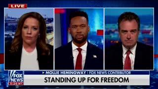 Lawrence Jones on Fox News Primetime