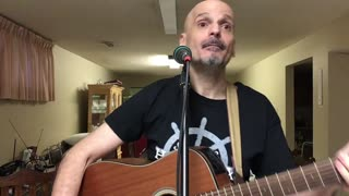 """""""Waterloo"""" - ABBA - Acoustic Cover by Mike G"""