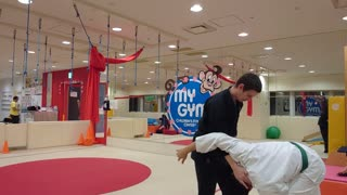 Karate Down Block Applications