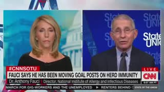 Fauci Makes SHOCKING Admission About Decisions Being Driven From Polling