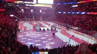 Washington Capitals National Anthem