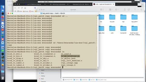 Lua EOS update