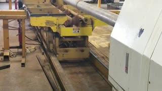 Turning pipe