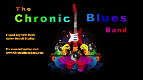 Cocaine cover song performed by Chronic Blues Band