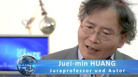 Innenansichten aus Taiwan, Hongkong und China: Prof. Juei-min Huang bei Beatrix von Storch
