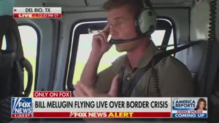 TX DPS Lends Helicopter To Fox News After Biden Banned Drones