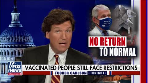 Tucker: Does Fauci believe the vaccine is ineffective?