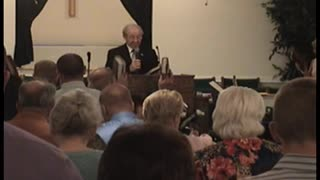 Sermon - In Order To Become A Somebody, by John L. Bryant Jr., 2008