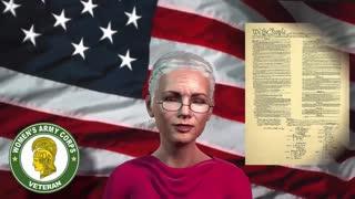 Granny J Military Oath