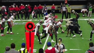 Tampa Bay Buccaneers vs. New Orleans Saints NFC Division Playoff 2021