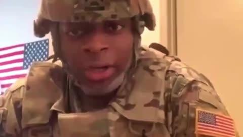 Message From Soldier Wilder In DC