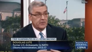 Democrats warn about election voter fraud and vulnerable voting machines | Dominion | ESS | Hart