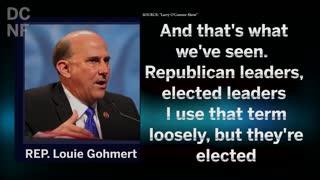 Louie Gohmert reveals something shocking about Paul Ryan