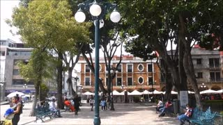 Traveling through Puebla, Mexico During Covid