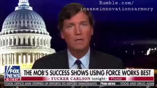 Did Tucker Have It Right!?