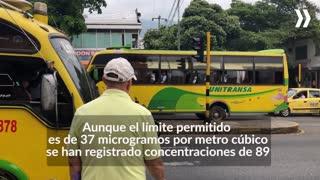 Videos pico y placa ambiental en Bucaramanga 1