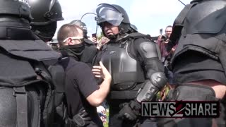 Armed Man at Justice for J6 Rally Turns Out to Be Undercover FBI Agent