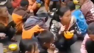 2021年1月13日 中國 貧困人口還是很多的
