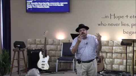 Spiritual Warfare Part 11 - Loins of Truth