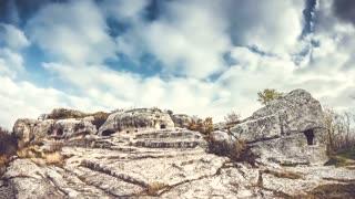 Journey Through the Crimean Caves