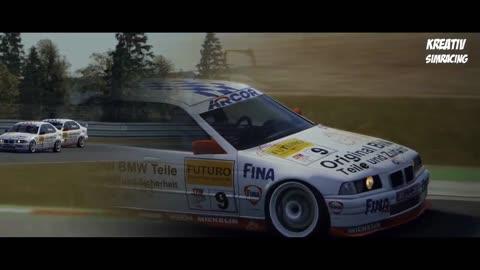 BMW 320i STW-BTCC Nürburgring