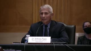 Fauci Left Speechless After Sen Kennedy Calls Out WHO in Senate Hearing