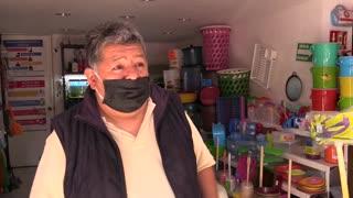 Comercios reabren en la Ciudad de México pese a las restricciones